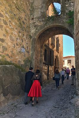 Geschiedenis, Trujillo, Extremadura